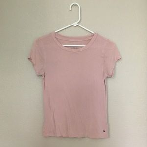GREAT CONDITION hollister loose tee